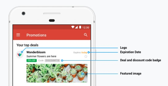 Gmail annotation preview